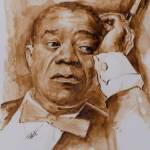 """""""Satchmo"""" by Lauriduc"""