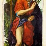 """Paolo Morando - Saint Roch"" by ArtLoversOnline"