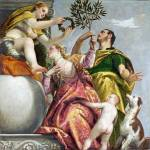 """Paolo Veronese - Happy Union"" by ArtLoversOnline"