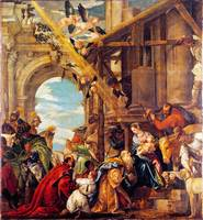 Paolo Veronese - The Adoration of the Kings