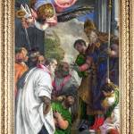"""Paolo Veronese - The Consecration of Saint Nichola"" by ArtLoversOnline"