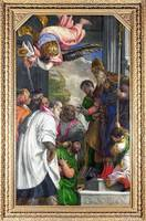 Paolo Veronese - The Consecration of Saint Nichola