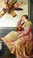 Paolo Veronese - The Dream of Saint Helena