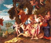 Paolo Veronese - The Rape of Europa