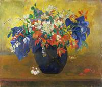 Paul Gauguin - A Vase of Flowers