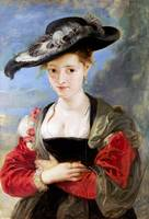 Peter Paul Rubens - Portrait of Susanna Lunden (Le
