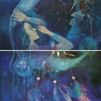 Dreamcatcher Art Prints & Posters by Dorina Costras
