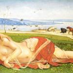 """""""Piero di Cosimo - A Satyr mourning over a Nymph"""" by ArtLoversOnline"""