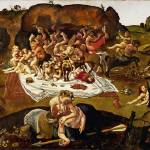 """""""Piero di Cosimo - The Fight between the Lapiths an"""" by ArtLoversOnline"""