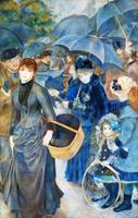 Pierre-Auguste Renoir - The Umbrellas