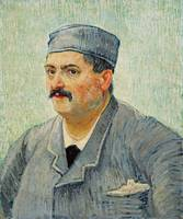 Portrait of a Restaurant Owner, possibly Lucien Ma