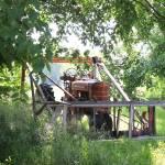 """Tractor Overgrown, Mason City, Nebraska"" by joelrichter"