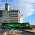"""Color Study (Mill, Train, Ramp), Alliance, NE"" by joelrichter"