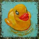 """Rubber Duck"" by creese"