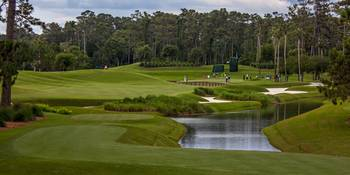 TPC Sawgrass Golf Course Hole 4 Photo 1 Wide