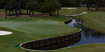 TPC Sawgrass Golf Course Hole 4 Photo 3 Wide