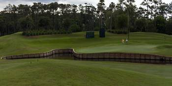 TPC Sawgrass Golf Course Hole 4 Photo 4 Wide