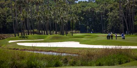 TPC Sawgrass Hole 6 Photo 1 Wide