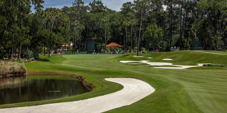 TPC Sawgrass Hole 5 Photo 1 Wide