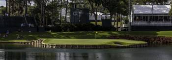 TPC Sawgrass Hole 17 Panorama Photo 3
