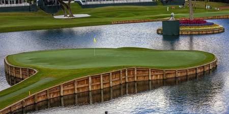 TPC Sawgrass Hole 17 Photo 1 Wide