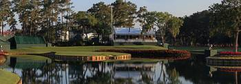 TPC Sawgrass Hole 17 Panorama Photo 4