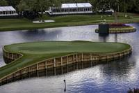 TPC Sawgrass Golf Course Hole 17 Photo 2