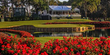 Tpc Sawgrass Golf Course Hole 17 Photo 7 Wide