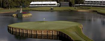 TPC Sawgrass Hole 17 Panorama Photo 1