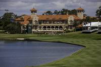 TPC Sawgrass Golf Course Hole 18 Photo 2