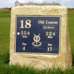 """""""St. Andrews Links Golf Course Tom Morris 18th Hole"""" by Richimage"""