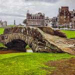 """""""St. Andrews Links Golf Course Swilcan Bridge 18th"""" by Richimage"""