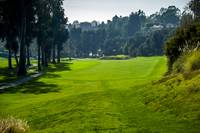 Riviera Country Club Golf Course Hole 5 Photo Wide