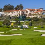 """Riviera Country Club Golf Course Hole 9 Photo Wide"" by Richimage"
