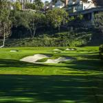 """Riviera Country Club Golf Course Hole Photo Wide"" by Richimage"