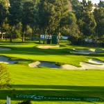 """""""Riviera Country Club Golf Course Hole 10 Photo"""" by Richimage"""