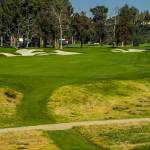 """""""Riviera Country Club Golf Course Hole Photo Wide"""" by Richimage"""