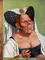Quinten Massys - An Old Woman (The Ugly Duchess)