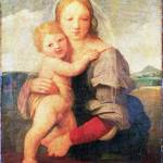 """Raphael - The Madonna and Child (The Mackintosh Ma"" by ArtLoversOnline"