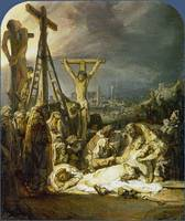 Rembrandt - The Lamentation over the Dead Christ