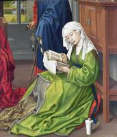 Rogier van der Weyden - The Magdalen Reading