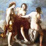 """Studio of Francesco Furini - The Three Graces"" by ArtLoversOnline"