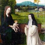"""Style of Joachim Patinir - The Virgin and Child wi"" by ArtLoversOnline"