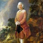 """Thomas Gainsborough - Dr Ralph Schomberg"" by ArtLoversOnline"