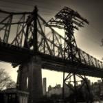 """59th Street Bridge and Tram"" by jeffwatts"