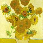 """Vincent van Gogh - Sunflowers"" by ArtLoversOnline"