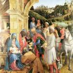 """Vincenzo Foppa - The Adoration of the Kings"" by ArtLoversOnline"