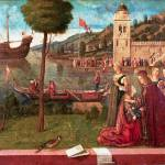 """Vittore Carpaccio - The Departure of Ceyx"" by ArtLoversOnline"