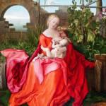 """Workshop of Albrecht Dürer - The Virgin and Child"" by ArtLoversOnline"