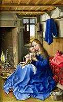 Workshop of Robert Campin (Jacques Daret) - The Vi
